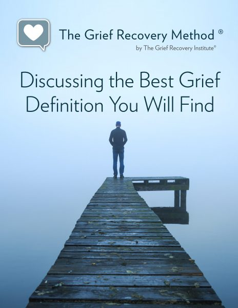 The Definition of Grief