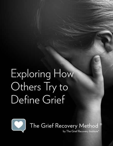 How Others Define Grief